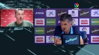 Rueda de prensa SD Eibar vs C.A. Osasuna