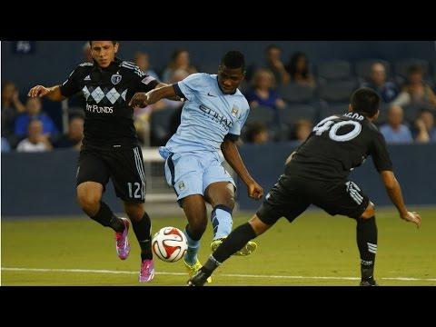 Kelechi Iheanacho ● Rising Star ● Manchester City & Nigeria