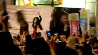 a-mei cd signing