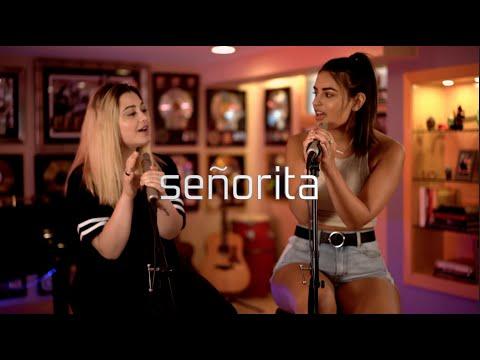 Shawn Mendes, Camila Cabello - Señorita (Cover by Kim Caputo & Lily Massie)