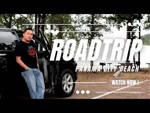 PANAMA CITY BEACH ROADTRIP | TRAVEL VLOG DAY ONE | NEPALI BREWBOY