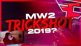 I HIT AN MW2 TRICKSHOT IN 2019!!
