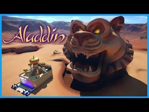 ALADDIN! Coaster Spotlight 332 #PlanetCoaster