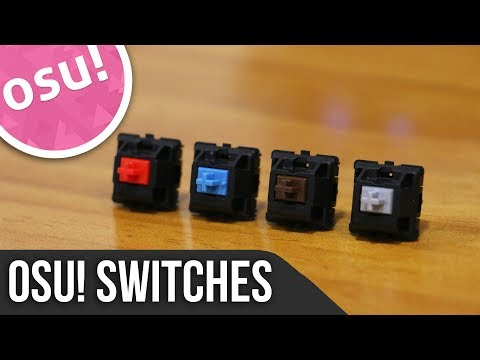 What is the Best switch for osu!?