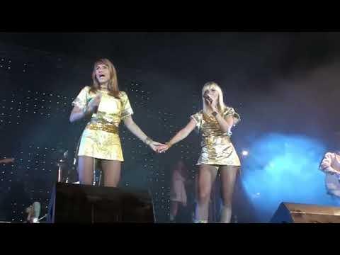 ABBA STARS -  Chiquitita live