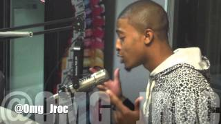 Jarrett J-Roc Artis Audition For Diddy