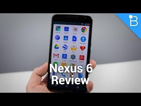 Nexus 6 Review - Best of the Best?