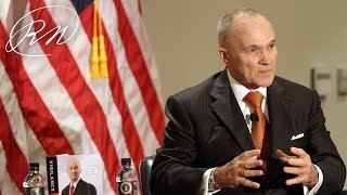 In the Arena Speakers: Former NYPD Commissioner Ray Kelly