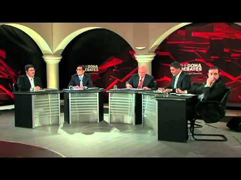 Doha Debate: This House believes President Assad must resign