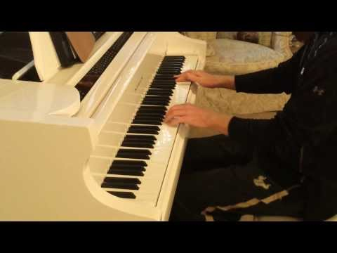 Styx - Come Sail Away (NEW PIANO COVER)