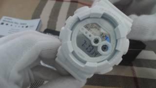 e03b8c2cea33 Casio G Shock Whiteout Digital Sports Watch GD100WW 7 ...