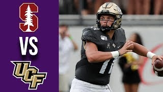 College Football Week 3 2019 Stanford Vs 17 UCF Full Game Highlights 9142019