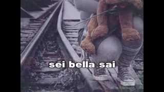 Claudio Baglioni - Amore bello (karaoke - fair use)