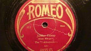 78rpm: Jubilee Stomp - The Washingtonians (Duke Ellington), 1928 - Romeo 612