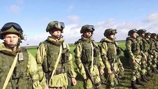 Тактическое учение с десантно-штурмовым полком Псковского соединения ВДВ