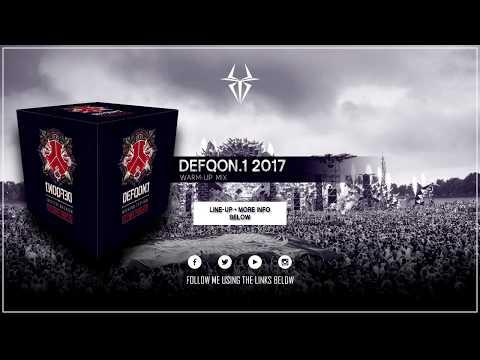 Defqon.1 Festival 2017 | 23-24-25 June | Warm-Up Mix