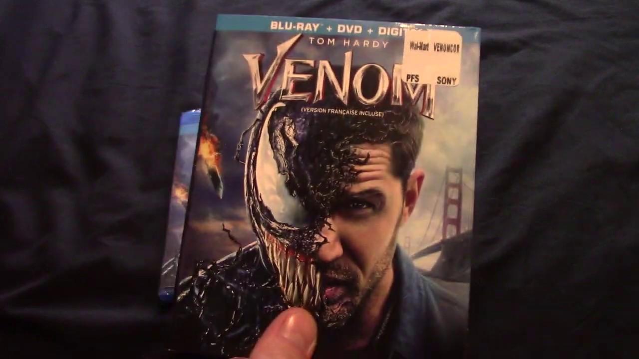 Venom On Blu Ray,DVD And Digital HD(Free Movie Code Giveaway!)