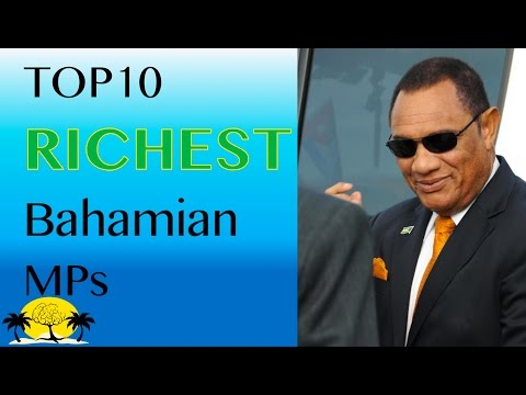 Top 10 Richest Bahamian MPs