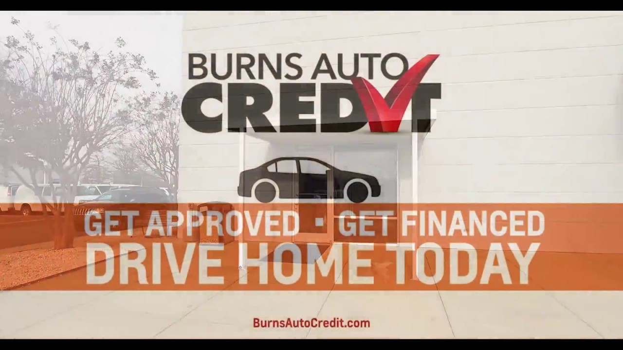 Burns Auto Credit 803366 9438 Rock Hill Sc Youtube