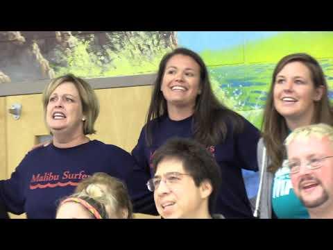 Malibu Elementary School's 2018 Lip Sync Challenge Video
