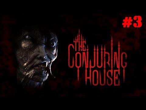 THE CONJURING HOUSE (ПРОКЛЯТЫЙ ДОМ) - НОВЫЙ ХОРРОР 2018:) #3
