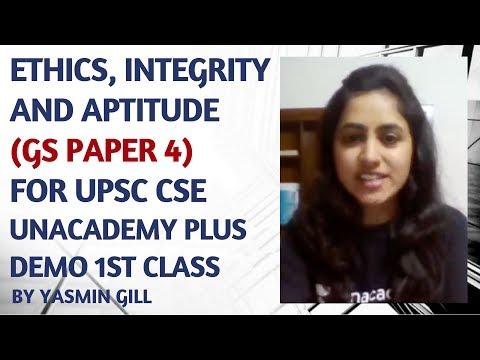 Unacademy Plus Demo 1st Class - Yasmin Gill