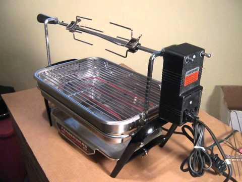 Farberware Open Hearth 450-A Broiler Rotisserie