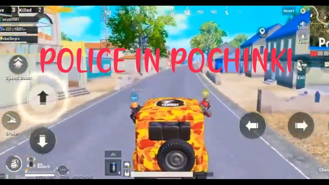 PUBG Corona Virus Funny Whatsapp Status | Police Lockdown In Pochinki