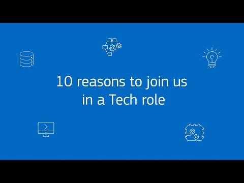 10 reasons to join Amadeus in a technology role
