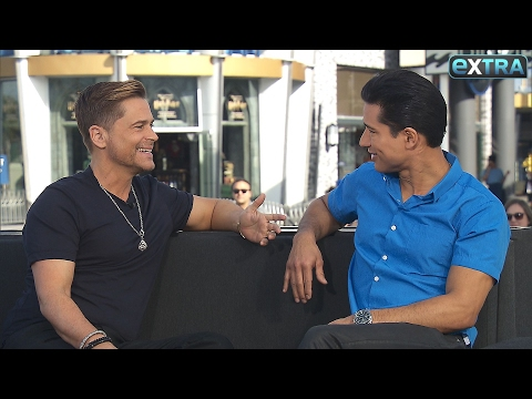 Rob Lowe on Political Speeches,