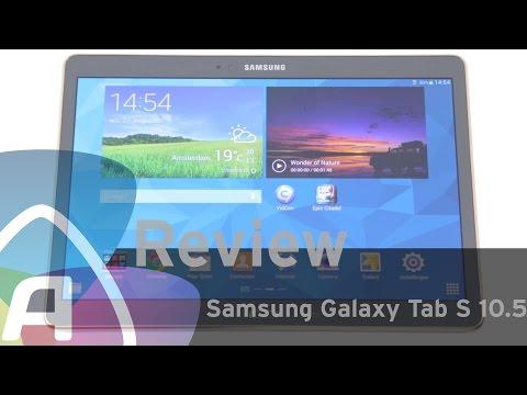 Samsung Galaxy Tab S 10.5 review (Dutch)