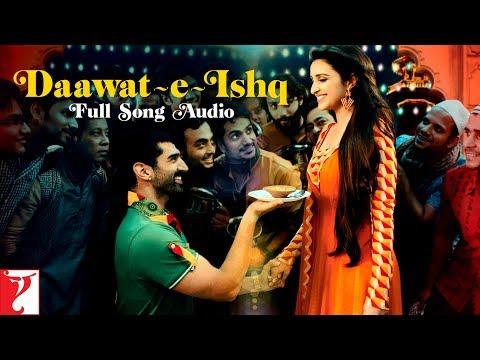 Daawat-e-Ishq - Title Song | Full Audio Song | Javed Ali | Sunidhi Chauhan | Sajid-Wajid