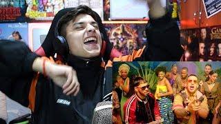 Reaccion Daddy Yankee Ft. Anuel Aa - Ella Me Levanto Remix China - Themaxready