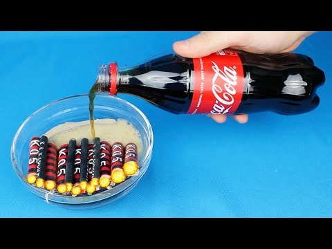 5 Simple Life Hacks with Firecrackers