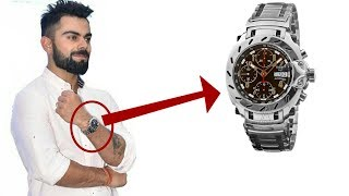 बोहोत महंगी घड़ी लांच करी विराट कोहली ने  | Virat Kohli Launches an Expensive Watch