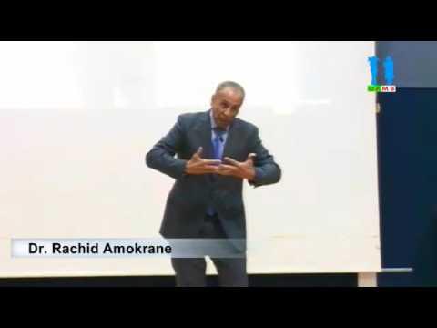 Conference par Rachid AMOKRANE sur la gestion du temps organisation du travail et maitrise du stress