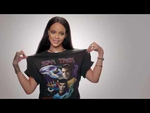 Star Trek Beyond (2016) - Rihanna Featurette - Paramount Pictures