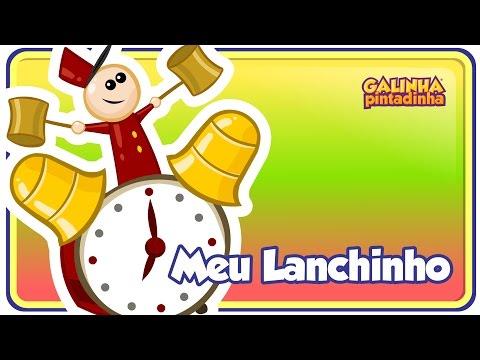 Meu Lanchinho - DVD Galinha Pintadinha 2 - Desenho Infantil