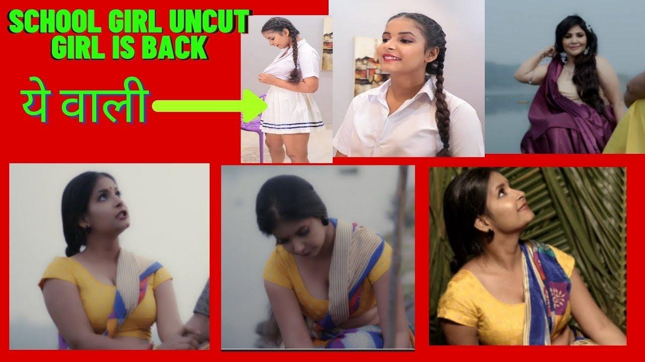 Download School Girl Uncut Girl is Back in Shaurya Nuefliks Webseries   Review