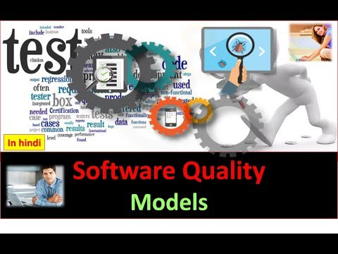 Software Quality Models in HINDI