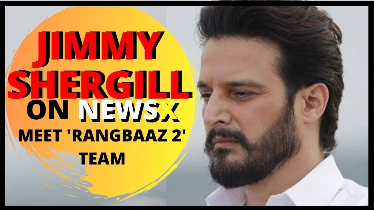 Download Meet 'Rangbaaz Phirse' Team | Jimmy Sheirgill, Sharad Kelkar, Sushant Singh | NewsX