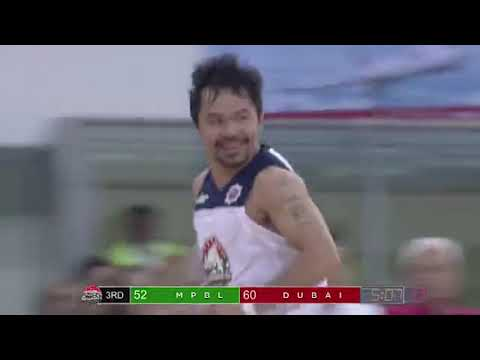 MPBL ALL STAR VS DUBAI ALL STAR Full Game Highlights Sept 28, 2019