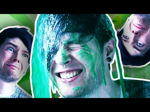 THE SLIME BUCKET CHALLENGE!!