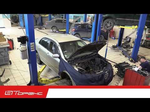 Замена двигателя в компании Торенс