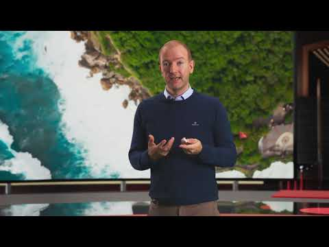 Wave Energy for the Future | Geir Arne Solheim | TEDxBærekraftigeliv