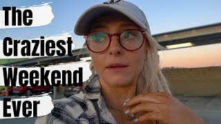 THE CRAZIEST WEEKEND OF MY LIFE| MOVING DAY!| MY WALLET WAS STOLEN