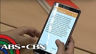 TV Patrol: Pagpaparehistro ng SIM card, ipinanukala
