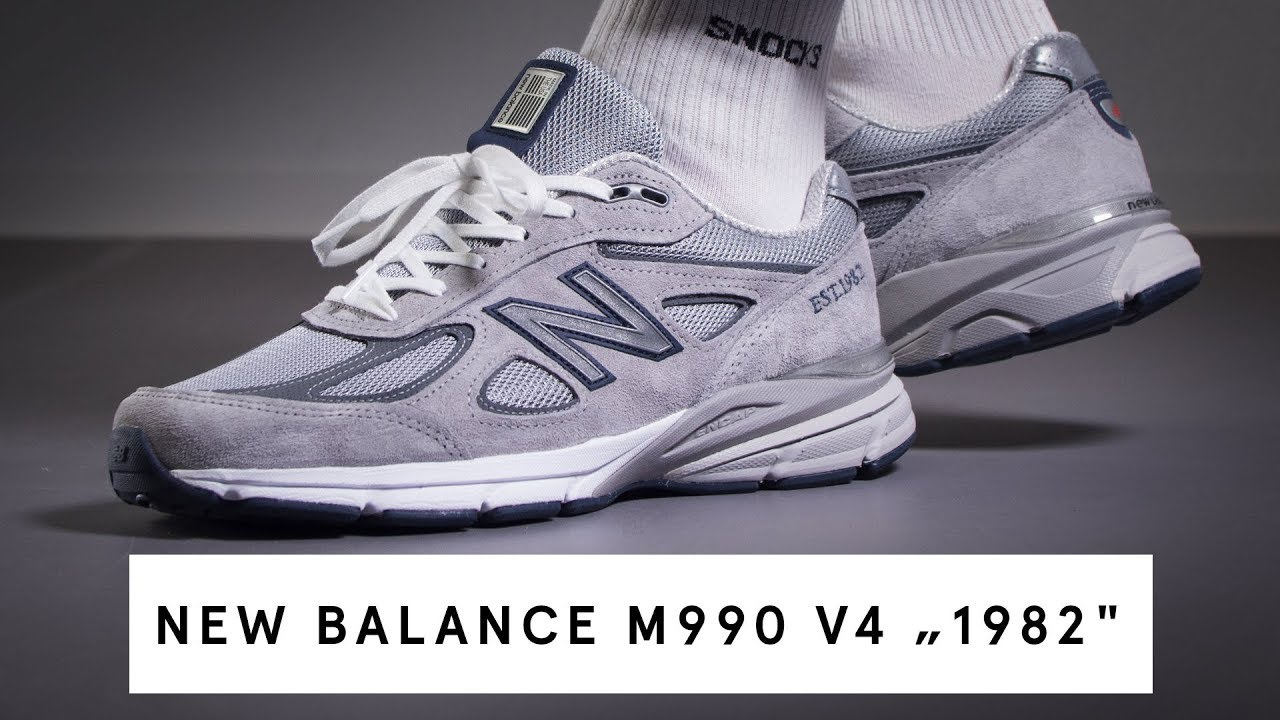 save off cf7af e603e New Balance M990_v4
