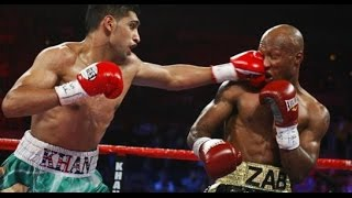 Amir Khan Knockouts Collection 2015 - Amir Khan Boxer
