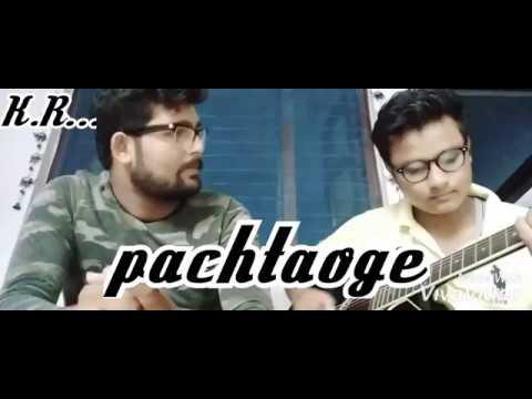 #pachtaoge-#arijitsingh-#bpraak-#jaani----pachtaoge-_-arijit-singh-_-cover-by-kashish-rastogi